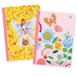 Djeco - Rose, Little Notebook
