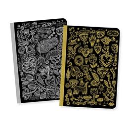 Djeco - Chic Aurélia little notebooks