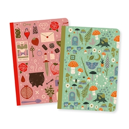 Djeco - Camille little notebooks