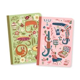 Djeco - Asa little notebooks