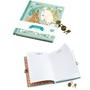 Djeco - Dagbok Med Lås - Secrets Notebook Lucille