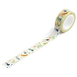 Djeco - Maskeringstejp - Masking Tape Chichi