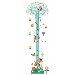 Djeco - Mätsticka - Blossom Tree
