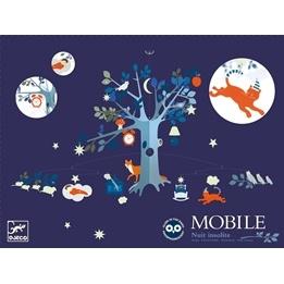 Djeco - Mobil - En Självlysande Natt