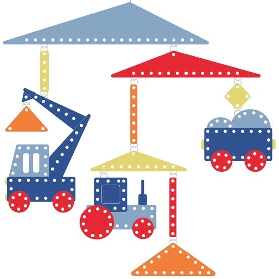 Djeco - Mobil - Construction
