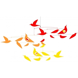 Djeco - Birds - Mobil