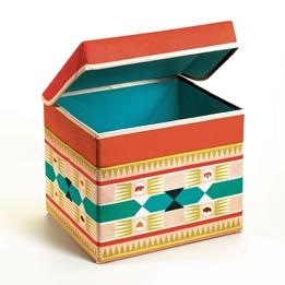 Djeco - Teepee toy box