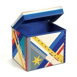 Djeco - Rocket Toy Box