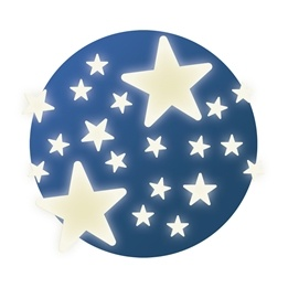 Djeco - Wall Sticker Stars