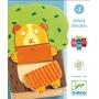 Djeco - Tree cuddly puzzle