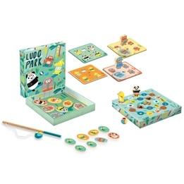 Djeco - Ludopark - 4 Games