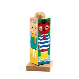 Djeco - Kubpussel - Twistanimo