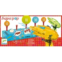 Djeco - Games - Aquapop