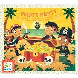 Djeco - Spel - Pirate Party