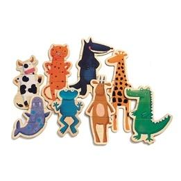 Djeco - Crazy Animals