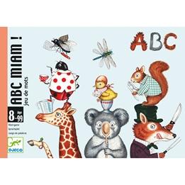 Djeco - Spel - ABC Miam