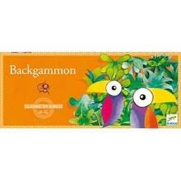 Djeco - Backgammon