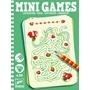 Djeco - Minispel - Leta Dig Igenom Labyrinten
