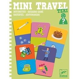 Djeco - Spel - Mini Travel Teki