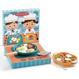 Djeco - Cook & Scratch