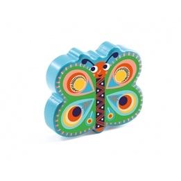 Djeco - Maracas Butterfly