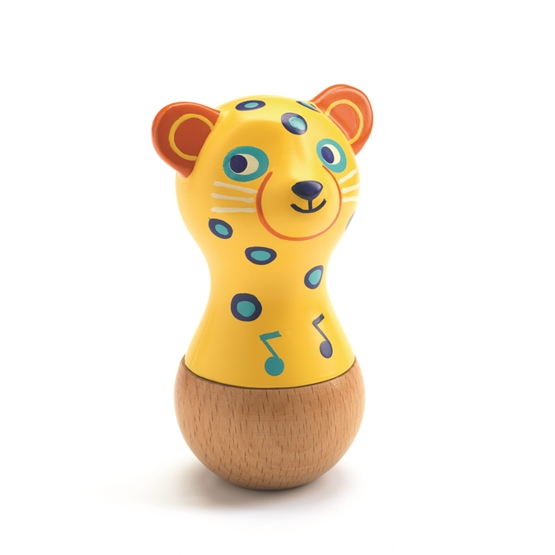 Djeco - Maracas Jaguar