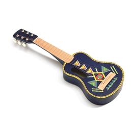 Djeco - Guitar 6 Metallic Ropes