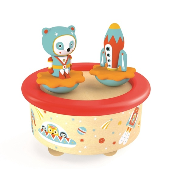 Djeco - Speldosa - Space Melody