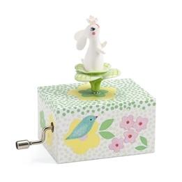 Djeco - Musicbox - Bunny