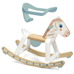 Djeco - Gunghäst - Rocking Horse With Removable Arch
