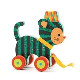 Djeco - Dragleksak - Katten Neko