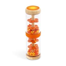Djeco - Skallra - Orange Rain Shaker