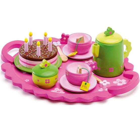 Djeco - Födelsedagsbricka