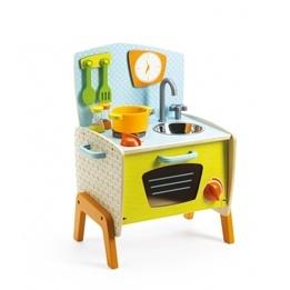 Djeco - Barnkök - Gaby's Cooker