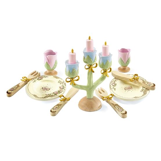 Djeco - Dishes of Princesses