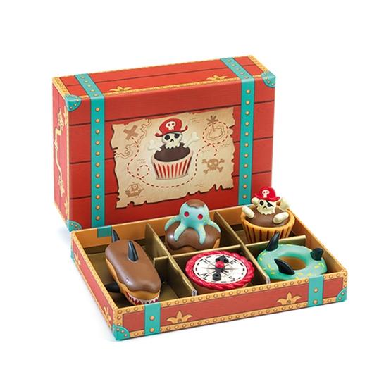 Djeco - Pirates´ cakes