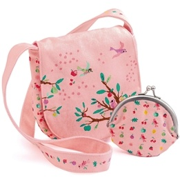 Djeco - Summer Garden Bag And Purse