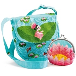 Djeco - Miss Waterlily Bag And Purse