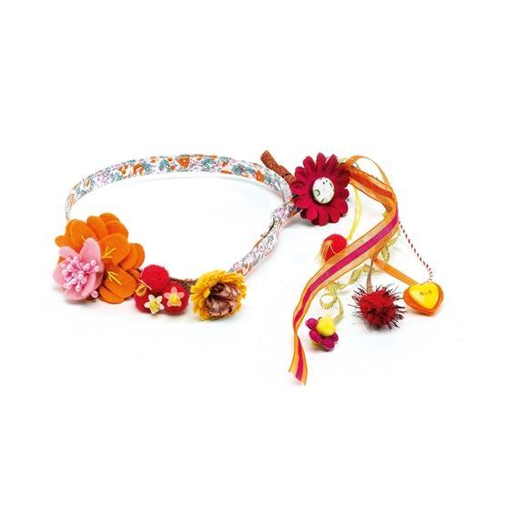 Djeco - Hair Jewel - Flowers And Pistils