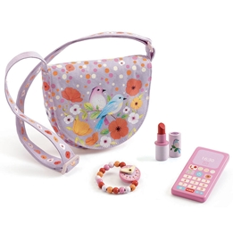 Djeco - Birdie Bag And Accessories