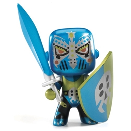 Djeco - Arty Toys - Limited Edition - Metal´ic Spike Knight