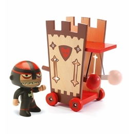 Djeco - Arty Toys - Darius & His Attack Tower