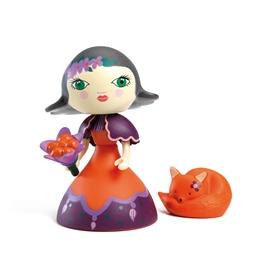 Djeco - Arty Toys - Oya & Fox