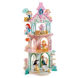 Djeco - Arty Toys - Princesses - Ze Princess Tower