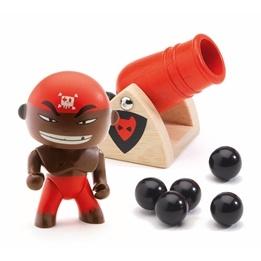 Djeco - Arty Toys - PiratenDjambo & Big Boom