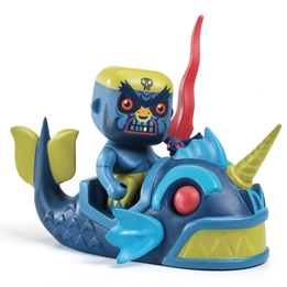 Djeco - Arty Toys - Terrible & Monster