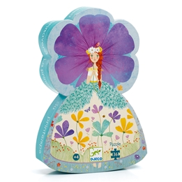 Djeco - Pussel - Princess Of Spring 36 pcs