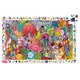 Djeco - Pussel - Rio Carnaval, 200 pcs