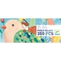 Djeco - Pussel - Miss Birdy, 350 pcs