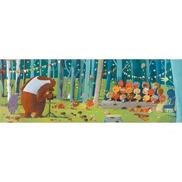 Djeco - Pussel - Skogens Vänner